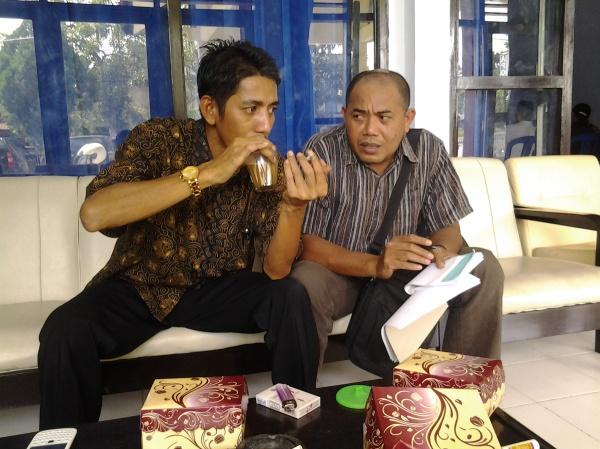 Wawancara proses pelaksanaan pengawasan sampai dengan DPT